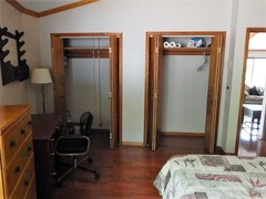 2nd Bedroom His/Her Closets