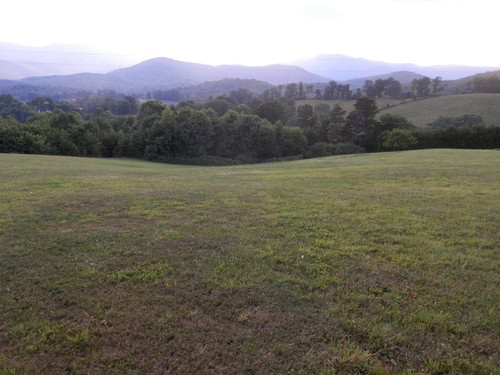 12.7 acres-perfect place to build a home or mountain getaway - Ridge Road - Woolwine Virginia